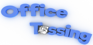 Office Tossing Logo type 2