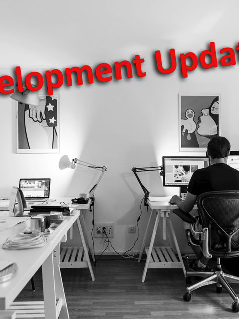 Development Update Image