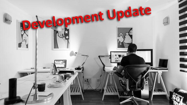 Development Update Image
