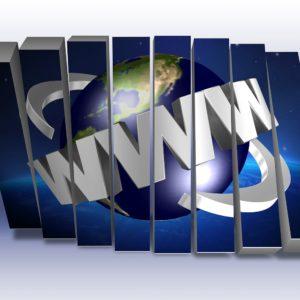 Internet Logo Image