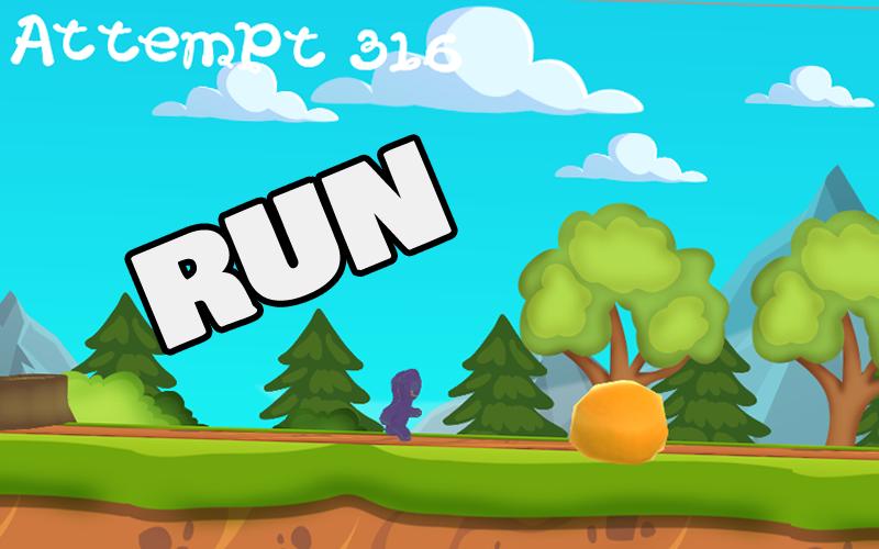 Impossible Escape Run Screenshot