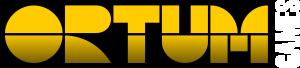 Ortum Games Logo White Version