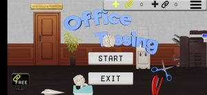 new image of thye main menu from office tossing